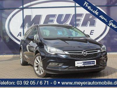 gebraucht Opel Astra ST 1.4 Turbo Innovation Navi/4xSHZ/Kamera/Lane-As