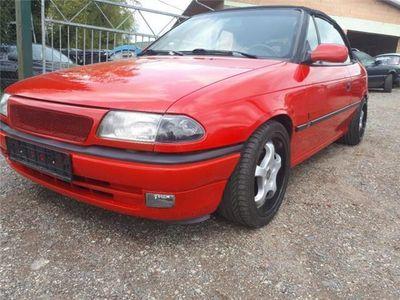 gebraucht Opel Astra Cabriolet 1.8 Bertone Edition F