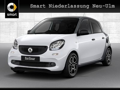 gebraucht Smart ForFour 52kW passion BRABUS tailor made DCT SHZ