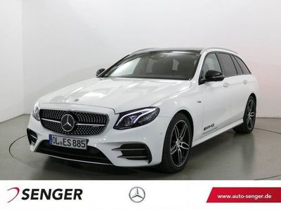 used Mercedes E53 AMG E 53 AMGT AMG 4M Panorama AHK Drivers-Package 360°K