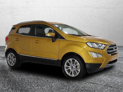gebraucht Ford Ecosport TITANIUM AUDIO XENON KAMERA LM17