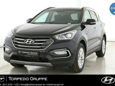 gebraucht Hyundai Santa Fe 2.2 CRDI FL EURO6 FAMILY PLUS