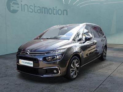 gebraucht Citroën C4 SpaceTourer SpaceTourer GrandShine PT130 7-Sitzer Park-Assist Panoramadach Navi Spurhalteassist Sitzheizung DAB