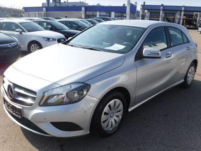 gebraucht Mercedes A180 A-KlasseCDI / d BlueEfficiency; Navi SHZ