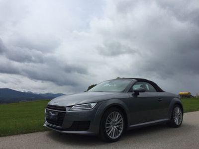 gebraucht Audi TT Roadster 2.0 TDI ultra - Garantie 27.07.2020