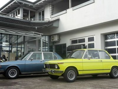 käytetty BMW 1802 2002 /DEUTSCH 66.300km NIE Winter