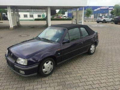 used Opel Kadett E Cabrio Bertone, GSI Optik