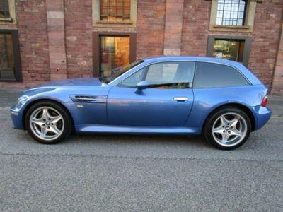 gebraucht BMW Z3 M Coupe, 1.Hand, original 35.200 km, modifiz. Modell