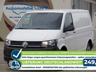 gebraucht VW Transporter T6Kasten PDC KLIMA FLÜGELTÜR 110kW