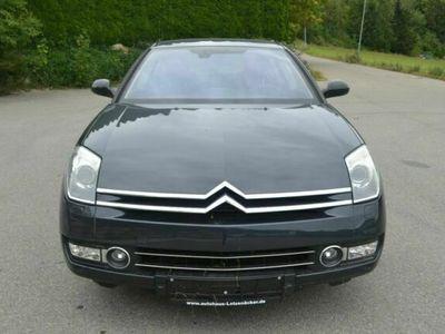 gebraucht Citroën C6 Exclusive Navi Leder Automatik SHZ