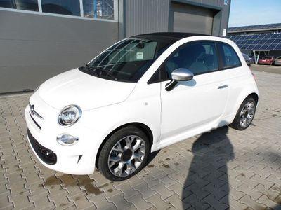 gebraucht Fiat 500C Rockstar 1.2 8V Klima, Tempomat, Alufelgen uvm.