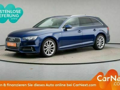 gebraucht Audi A4 Avant 2.0 TDI S tronic sport LED Pano S Line