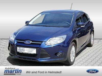 gebraucht Ford Focus 1.6 TI-VCT Trend KLIMA SITZHEIZUNG
