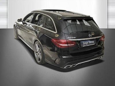 gebraucht Mercedes C63 AMG C-KlasseAMG S T-Modell