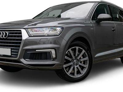 gebraucht Audi Q7 Q7e-tron 30 TDI quattro AHK+PANO+BOSE
