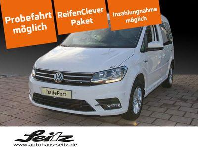 gebraucht VW Caddy Kombi Comfortline 1.0 TSI BMT Tempomat, Si