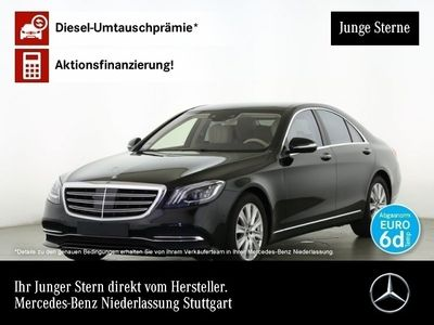 gebraucht Mercedes S500 Limousine