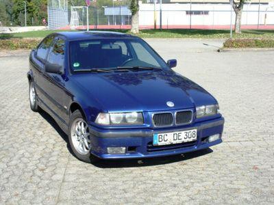 gebraucht BMW 316 Compact i Sport Edition