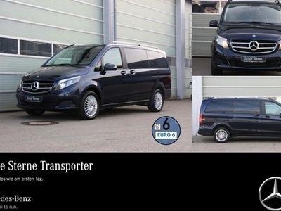 używany Mercedes V250 4x4 Ed. Navi+DAB+Spur+7-Sitz+Temp+Kamera