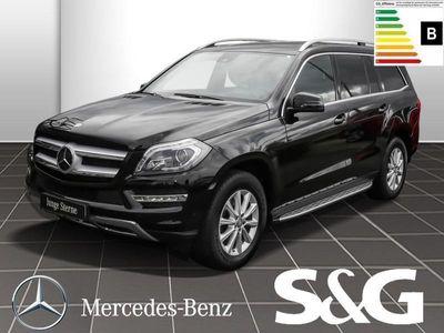 gebraucht Mercedes GL350 BT 4M Airmatic/Sitzklima/7Sitze/HUD/Coman