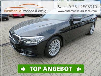gebraucht BMW 520 dA Sport Line*KeyGo*Pano*ACC*HeadUp