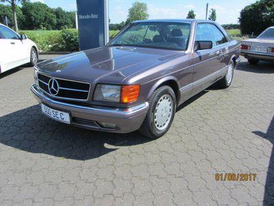 gebraucht Mercedes 500 SEC wunderschön ! 2. Hand