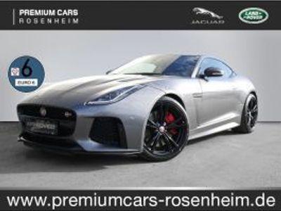 gebraucht Jaguar F-Type 5.0 L V8 SVR AWD Kamera Navi Xenon PDC SHZ