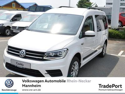 gebraucht VW Caddy Maxi Life Beach 2.0 TDI BMT Automatik Navi Xenon uvm