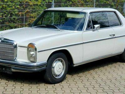 gebraucht Mercedes W114 250 CE /8 Coupé 5-Gang el.SSD 2.Hand