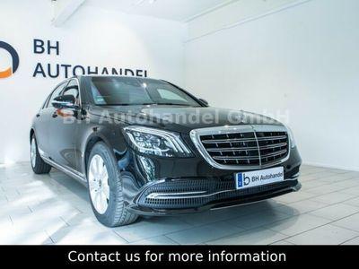 gebraucht Mercedes S600L S-Klasse Lim.Guard Werkspanzerung