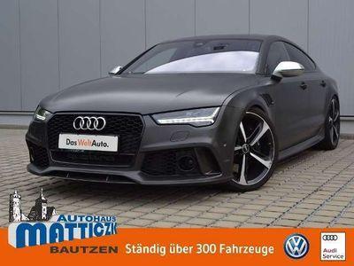 gebraucht Audi RS7 Sportback 4.0 TFSI 700 PS quattro VOLL/NP:16