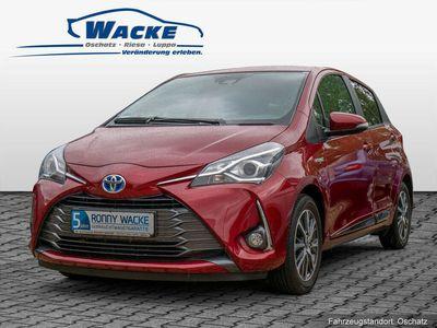 gebraucht Toyota Yaris Hybrid 1.5. CVVT-i Club. 5-TÜRIG