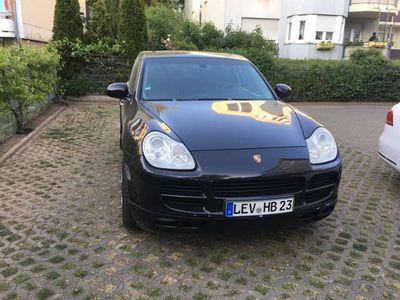 gebraucht Porsche Cayenne Tiptronic S LPG prinz 90 liter