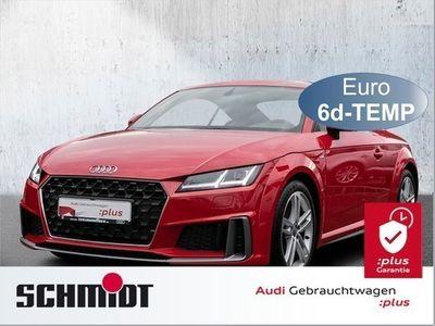 gebraucht Audi TT Coupé 40 TFSI S line DAB, LED, Navi+, GRA, Alc./L