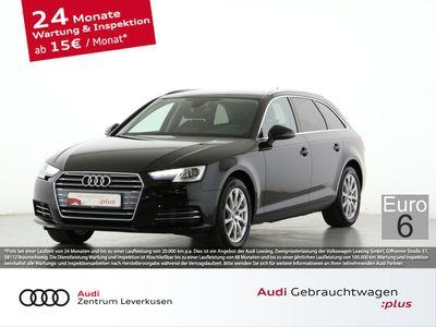 gebraucht Audi A4 Avant 1.4 TFSI NAVI XENON SHZ PDC - Klima,Xenon,Sitzheizung,Alu,Servo,