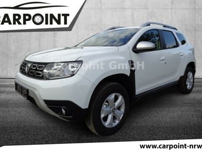 gebraucht Dacia Duster TCe 130 2WD Comfort PDC LOOK Klimaautomat