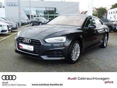gebraucht Audi A5 Sportback 2.0TDI qu. S tronic *NAV+*SHZ*GRA*