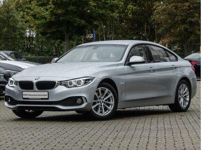 gebraucht BMW 420 Gran Coupé d Advantage Aut. Navi Business PDC