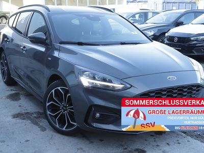 gebraucht Ford Focus SW 1.5 EB 150 Aut. ST-Line LED Nav in Kehl