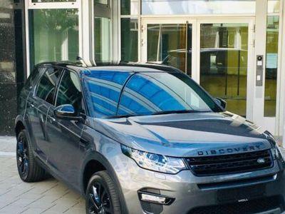 gebraucht Land Rover Discovery Sport TD4