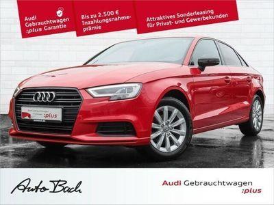 gebraucht Audi A3 Limousine 1.5TFSI Stronic Navi LED Standheizung GR