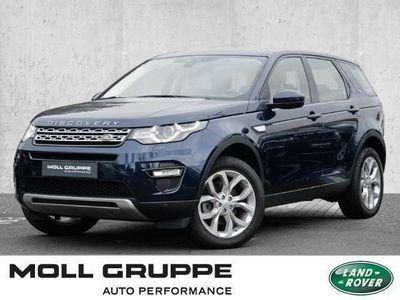 gebraucht Land Rover Discovery Sport HSE 2.0 TD4 AWD, Navi, Xenon, Leder, AHK, PDC, SHZ