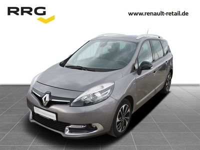 used Renault Grand Scénic dCi 130 BOSE Navi + 7-Sitze!!!