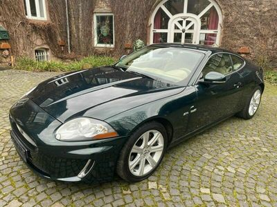 gebraucht Jaguar XK 5.0 Coupe,scheckheft,TÜV neu,Historie,vorhand als Sportwagen/Coupé in bochum