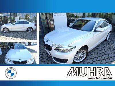 gebraucht BMW 230 iA Coupe Sport Line Leder Navi LED HiFi