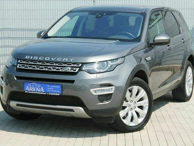 gebraucht Land Rover Discovery Sport SD4 Aut. LEDER,NAVI,KAMERA,AHK