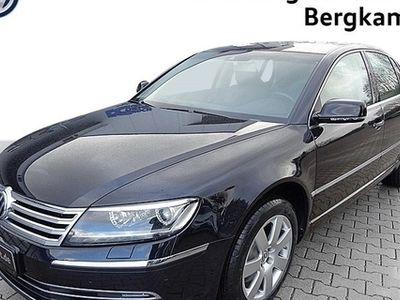usado VW Phaeton V6 TDI Premium AHK/ACC/18WEGE/LUFT/ALU18