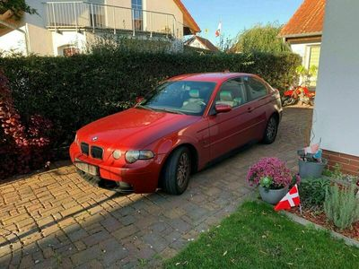gebraucht BMW 325 ti Compact, M - Paket, Bastuck