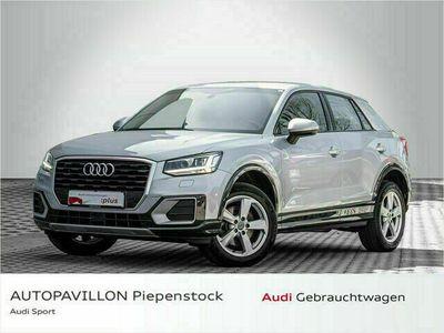 gebraucht Audi Q2 1.0 TFSI LED, Klimaautomatik, Sitzheizung
