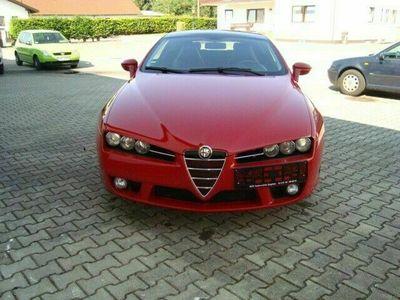 gebraucht Alfa Romeo Brera 2.4 JTDM 20V Panorama Navi Top als Sportwagen/Coupé in Jesenwang